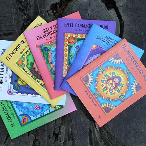 Colección completa de los 7 libros